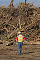 FEMA - 44257 - Army Corps of Engineers at Debris Dump Site in Mississippi.jpg