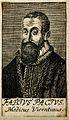 Fabius Pacius. Line engraving, 1688. Wellcome V0004413.jpg