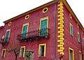 Facciata del Palazzo Gaudiosi-Terlizzi, Centro Storico, Colliano.jpg