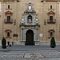 Fachada de la Iglesia de Nuestra Señora de las Angustias (Granada).jpg