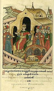 Khan of the Golden Horde