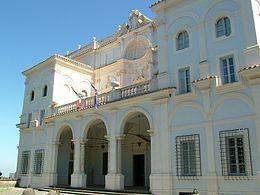 Risultati immagini per Villa Falconieri Via Borromini, Frascati