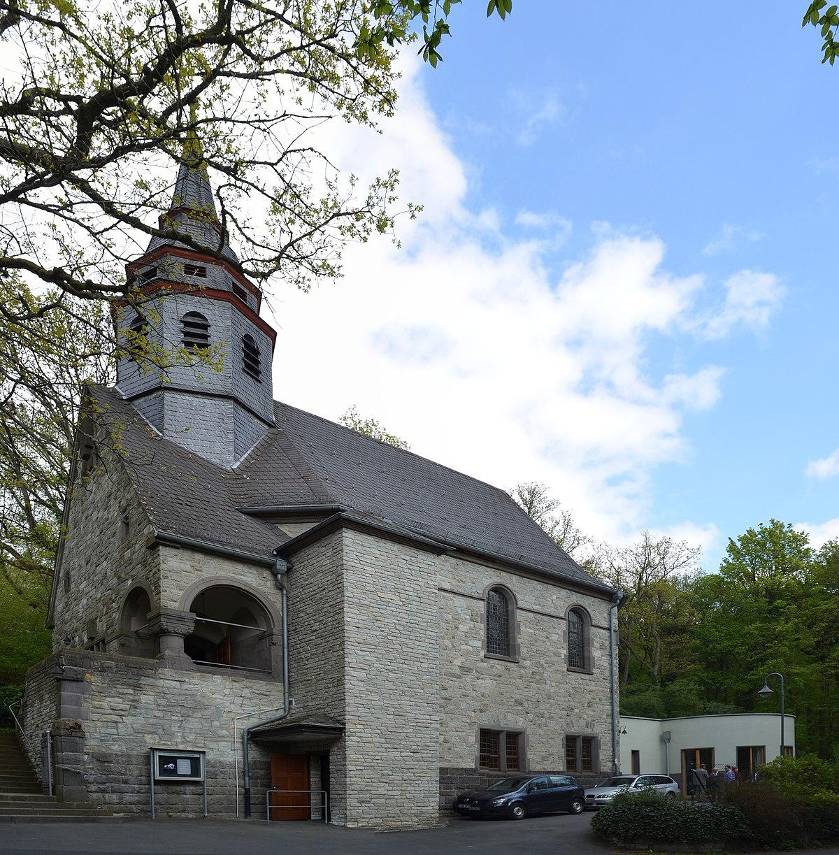 Martin Luther Kirche Stein