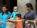 Family at Maharajah's Palace - Mysore - INdia.JPG