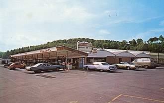Newry, Pennsylvania - Farmers market