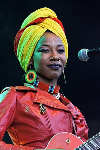 Fatoumata Diawara - Fatoumata Diawara, August 2012