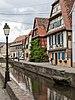 Faubourg de Bitche et Canal de la Lauter.jpg