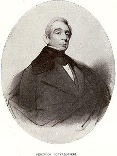 Federico Confalonieri Italian revolutionist
