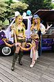 Female Promotional Models Cosplay Alleria Windrunner and Jaina Proudmoore 20160430.jpg