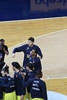 Fenerbahçe men's basketball vs Real Madrid Baloncesto Euroleague 20161201 (5).jpg