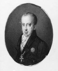 Ferdinand I, 1793-1875, tysk-romersk kejsare (Leopold II?)