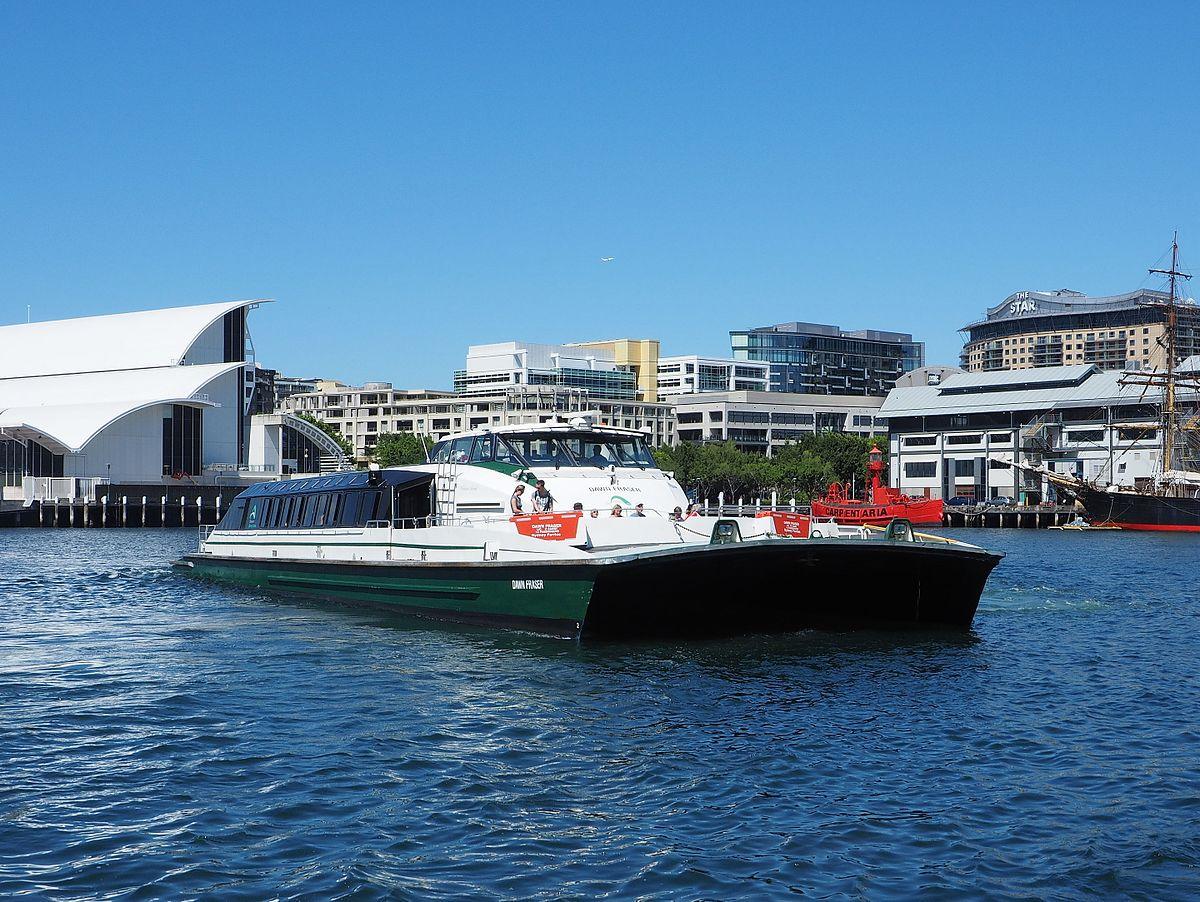 sydney parramatta ferry - photo#22