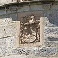 Festung Rosenberg - Nordostturm - Redwitz-Wappen - 2014-06.jpg