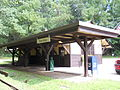 Fetter's Mill Village, Bryn Athyn Train Station 11.JPG