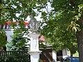 Figurenbildstock, Gnadenstuhl in Baierdorf, Gemeinde Ravelsbach.jpg