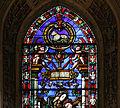 Filippino lippi (dis.), vetrate dela cappella strozzi, 1503, 01.JPG