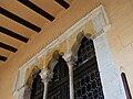 Finestra gòtica original del Palau Ducal de Gandia.JPG
