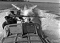 Finnish military motorboat with mounted Lahti L-39 anti-tank gun, 1941.jpg