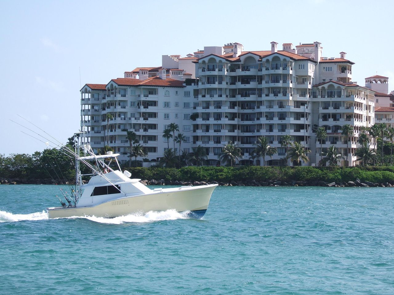 Fisher Island Florida Homes