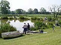 Fishing at Horns Dam site - geograph.org.uk - 472393.jpg