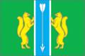Flag of Eniseisky rayon (Krasnoyarsk krai).png