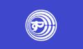 Flag of Yasu Fukuoka.png