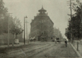 Flatiron Building from Canal Street (1891).png