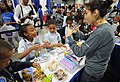 Flickr - Official U.S. Navy Imagery - An instructor from the STEM2Stern program explains the physics of sailing as students build their own boats..jpg