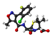Flucloxacillin - Wikipedia, the free encyclopedia