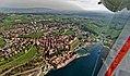 Flug mit dem Zeppelin über Meersburg, Bodensee. 02.jpg