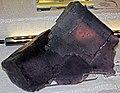 Fluorite (Denton Mine, near Cave-in-Rock, Illinois, USA) 1 (33720661864).jpg