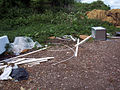 Flytip at Cow Down Hill - geograph.org.uk - 426150.jpg