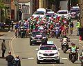 Fontaine-au-Pire - Quatre jours de Dunkerque, étape 2, 7 mai 2015, départ (D2).JPG