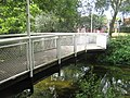 Footbridge from Sainsbury's to Kingsmead Centre, Canterbury - geograph.org.uk - 1408690.jpg