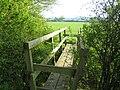 Footbridge near Granborough - geograph.org.uk - 411001.jpg