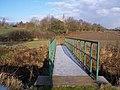 Footbridge over the River Teise - geograph.org.uk - 1652947.jpg