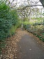 Footpath - Wood Lane to Scott Hall Road - geograph.org.uk - 609693.jpg