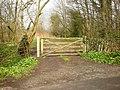 Footpath to Kendal - geograph.org.uk - 1245293.jpg