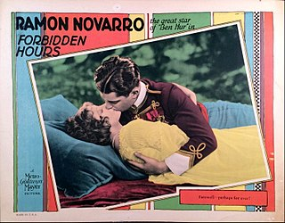 <i>Forbidden Hours</i> 1928 film by Harry Beaumont