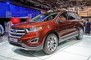 Ford Edge - Mondial de l'Automobile de Paris 2014 - 001.jpg