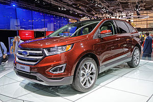 Ford Edge (CD4)