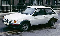 1984 Ford Fiesta XR2 Mark II