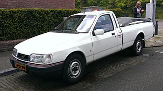 Ford P100 Motor vehicle