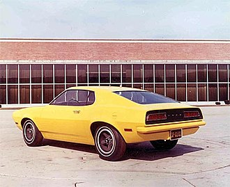 Ford Pinto - Ford Pinto design proposal, 1970