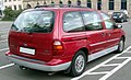 Ford Windstar rear 20080714.jpg