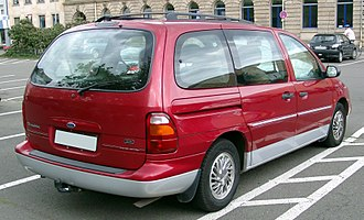 Ford Windstar - Ford Windstar (Europe)