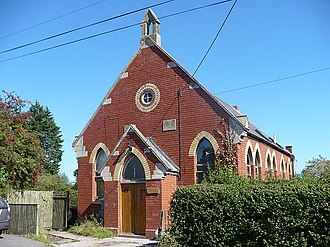 Goldcliff, Newport - Former Congregational Chapel