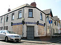 Former shop, Brunswick - Northumberland St, Cardiff - geograph.org.uk - 272774.jpg