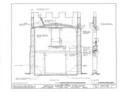 Fort Frederica, Barracks (Ruins), Saint Simons Island, Glynn County, GA HABS GA,64-FRED,1- (sheet 5 of 7).png