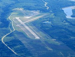 Fort Nelson Airport